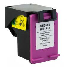 Remanufactured Colour 301 xl Ink Cartridge for HP Deskjet 2540 2542 2050a 3050A