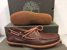 Timberland Odelay Boat 4-Eye Mens Sneakers Shoes A22VX, Size UK 11.5 / EUR 46