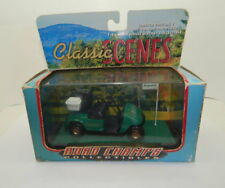 Road Champs Collectibles Classic Scenes Spyglass Hill Golf Cart NEW R16972
