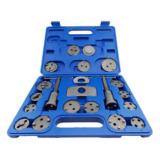 Universal Car Tool Kit Set 21Pcs Brake Caliper Piston Rewind Auto Wind Back New