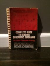 1972 Complete Guide to Reading Schematic Diagrams John Douglas-Young Electronics