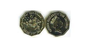 BELIZE: 6 PIECE HIGH-GRADE COIN SET, 0.01 TO 1 DOLLARS
