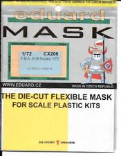 Eduard F.M.A IA 58 Pucara  Masks for the Special Hobby Kit in 1/72 CX 206 DO