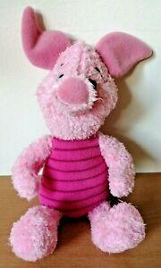 Piglet Soft Toy Plush Beanie Walt Disney Winnie The Pooh Collectable Plush