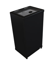 New Glass Flip Top Recharge Drink Merchandiser Cooler Refrigerator Idw Rcm2 8676