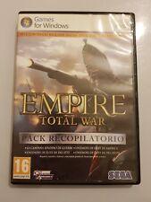EMPIRE Total War Pack Recopilatorio PC vrs. España completo contenido collection
