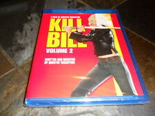 Kill Bill Vol. 2 (Blu-ray Disc, 2011) BRAND NEW FACTORY SEALED