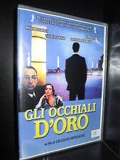 GLI OCCHIALI D'ORO - UN FILM DI GIULIANO MONTALDO - DVD NUOVO - SIGILLATO