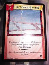 HARRY POTTER TCG CHEMIN DE TRAVERSE ENTRAINEMENT ANNULE 55/80 COM FR NEUF