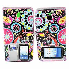 Stand Leather Phone TPU Case Cover Accessories For Samsung Galaxy S3 S III i9300