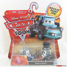 Disney Cars Toon Eddie & Rocky from Heavy Metal Mater short #39 and #40