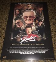 Limited Stan Lee Color Litho by Mark Raats NOT SIGNED By Stan Lee SPIDER-MAN!!!!