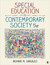 Special Education in Contemporary Society : An Introduction to Exceptionality b…
