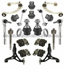 Mercedes W164 ML GL FRONT Control Arms Ball JointS Bushings SUSPENSION Kit 20 pc