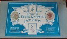 PETER RABBIT'S RACE GAME - COMPLETE SET - 1945