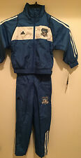 San Jose Earthquakes Youth Track suite - 2 Pieces Jacket & Pants by adidas