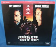 Somebody Has To Shoot The Picture 1991 Laser MCA Universal Home Video Laser Disc