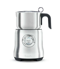 Breville Latte Cappuccino Milk Frother Temperature Control Dishwasher Safe