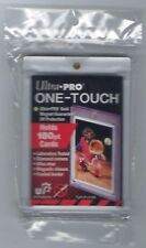 Ultra Pro 1 One Touch Magnetic Card Holders ~ 180pt