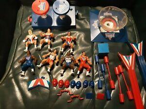 VINTAGE Mattel American Gladiators MOC Action Figure 1991 Loose Lot