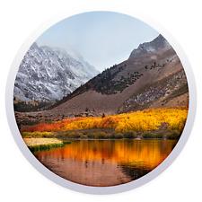 Mac OS 10.13 High Sierra - clé USB d'installation/réparation - MacOS USB stick