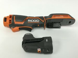 Multi-Tool Series-E Cordless Brushless JobMax & Oscillating Head Ridgid R8621VN