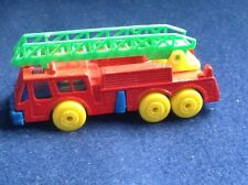 Maisto 1990's Toy Red Fire Engine.Good Condition.