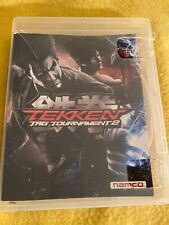 Tekken Tag Tournament 2 (Sony PlayStation 3, PS3, 2012)Disc Only