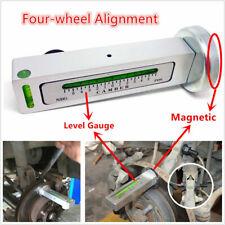 Adjustable Car Truck Magnetic Gauge Tool Camber Castor Strut Wheel Alignment