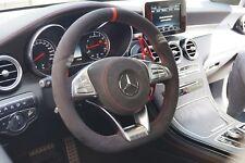 LE TEF® ALCANTARA Lenkrad für Mercedes-Benz AMG W222 W217 W205 W218 W176 C190