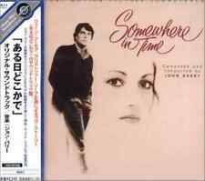 OST-ORIGINAL MOTION PICTURE SOUNDTRACK SOMEWHERE IN TIME-JAPAN CD E61