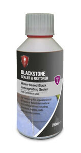 Blackstone Sealer Restorer 250ml  Fireplace Hearth Stone Floor Tile Water Based