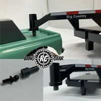 Bang RC Gear 1/24 Scale Gooseneck Hitch For Big Country Trailer Scx24
