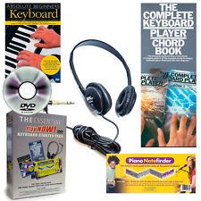 Beginner Keyboard & Piano Instruction DVDs for sale | eBay