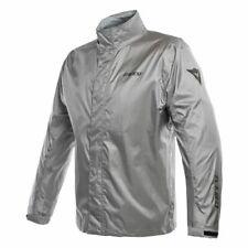New Dainese Rain Jacket Men's XXL Silver #1634291012XXL