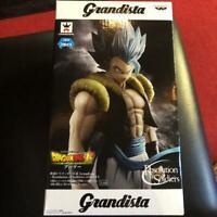 Banpresto DRAGON BALL Movie GRANDISTA Super Saiyan God Blue Gogeta SSGSS Figure