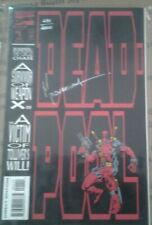 Marvel Comics Deadpool The Circle Chase #1-4 COA Signed Joe Madureira  0281/2500