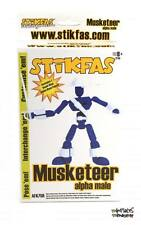 STiKFAS Musketeer Alpha Male Figure AFK75R