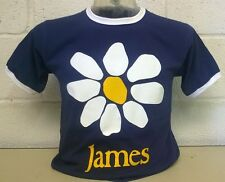 "JAMES ""BLEU MARINE"" Ringer T-Shirt"
