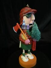"New ListingHallmark Maxine Nutcracker Ornament New, no box ""Chop Till You Drop"" 1997"
