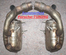 Orig. Carrera Porsche 997 mk1 échappement 99711111103 + 99711111203 exhaust muffler