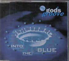 Gods Groove-Into The Blue cd maxi single