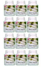 12 X  Black Seed Oil 100 x 500gm Capsules Pack 100% Halal Natural by Zamzam