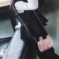 Cartoon Rabbit Mini Messenger Bag Girl Handbag Coin Purse Children Shoulder Bag