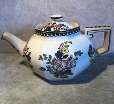 Royal Doulton Teapot Vintage 1902-1922 Old Leeds Spray