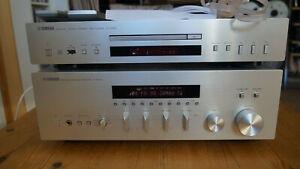 Yamaha R-S 700 und CD-S 300