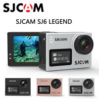Original SJCAM SJ6 LEGEND Action Camera WiFi 4K HD  Dual Screen Sports CAM DVR