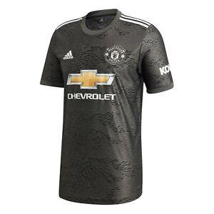 Men's New Manchester United Away Football Shirt 2020/21