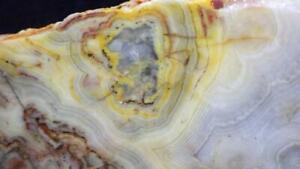 Z~ Australian Crazy Lace Agate Faced Rough 19lbs