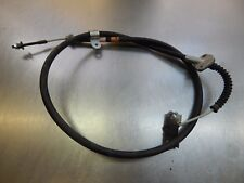 08-13 OEM TOYOTA HIGHLANDER HYBRID E EMERGENCY BRAKE PARKING CABLE TO HANDLE 4G